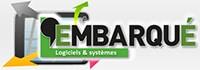logo du site l'embarqué